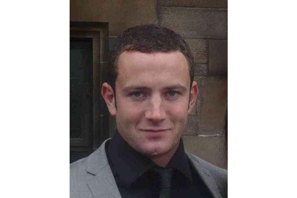 Corporal Kevin Mulligan (All rights reserved.)