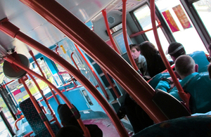 Internal bus view.