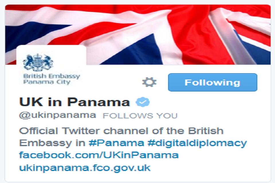Twitter Panama