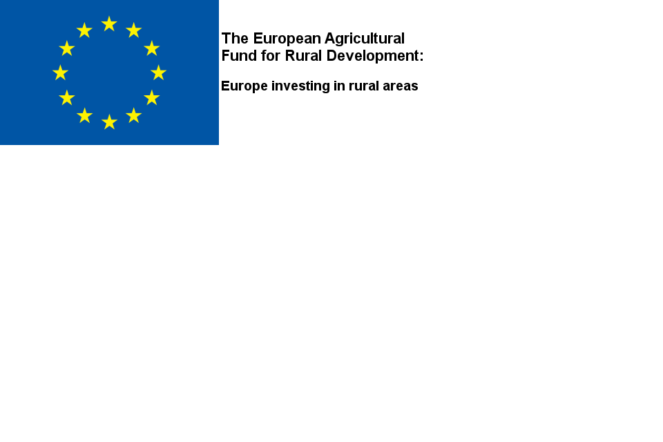 EU agricultural fund for rural development logo