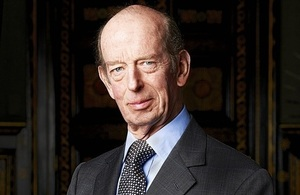 The Duke of Kent. Copyright: Royal Collection Trust/ © Her Majesty Queen Elizabeth II 2015
