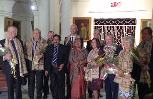 UK CPA delegation