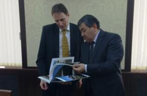 British Ambassador visits Qashqadaryo Region
