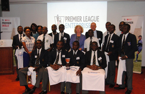 Premier skills challenge winners