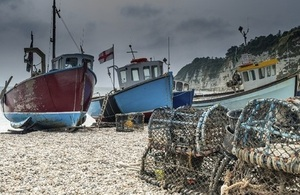 A picture of a fishing boat
