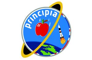 Principia mission logo.