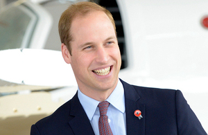 HRH The Duke of Cambridge to visit Japan