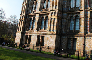 Natural History Museum by mendhak on Flickr