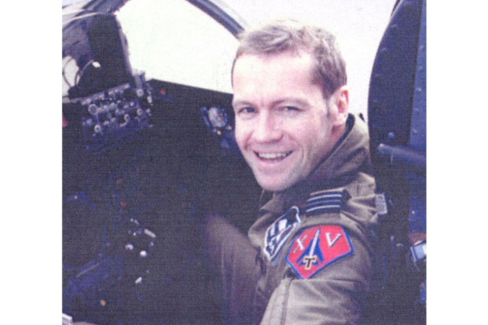 Squadron Leader Patrick Marshall (All rights reserved.)