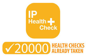 IP healthcheck logo