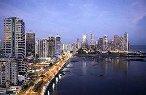Ciudad de Panamá, lugar de la realización del taller internacional.