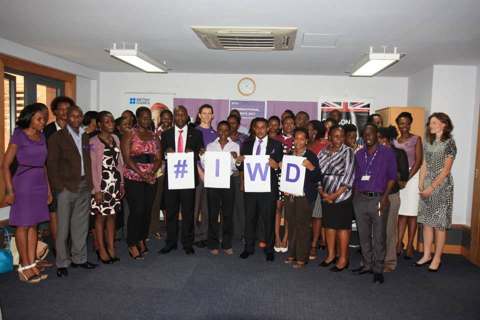 UK Mission celebrates International Women's Day