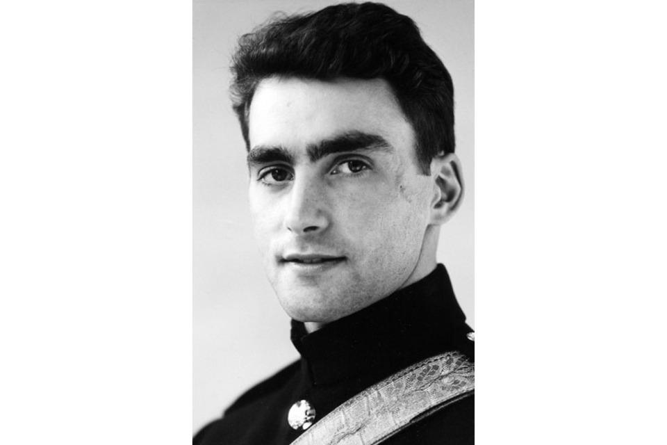 Lieutenant Alexander Tweedie (All rights reserved.)