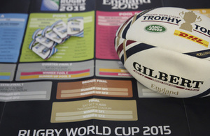 """Concurso """"200 días para el Mundial de Rugby 2015"""""""
