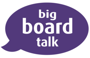 Big Board Talk logo