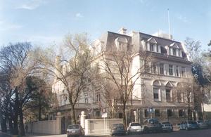 British Embassy Residence