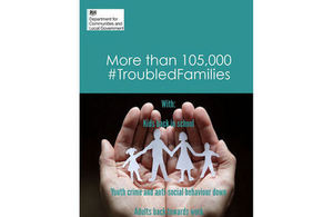 Troubled Families infographic