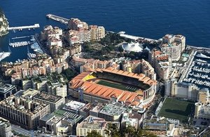 Stadium Louis II in Monaco - Credits: www.asmonaco.com