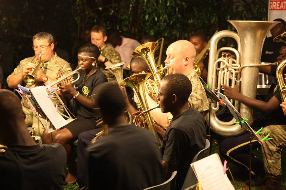 Brass for Africa