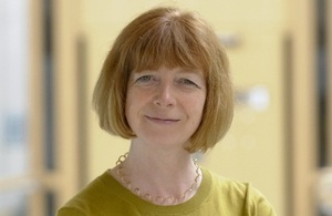Image of Ruth McKernan CBE