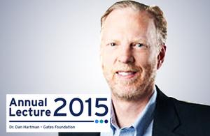 Dan Hartman, speaker at MHRA annual lecture 2015