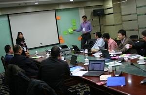 Workshop breakout session on Pest and Disease Management