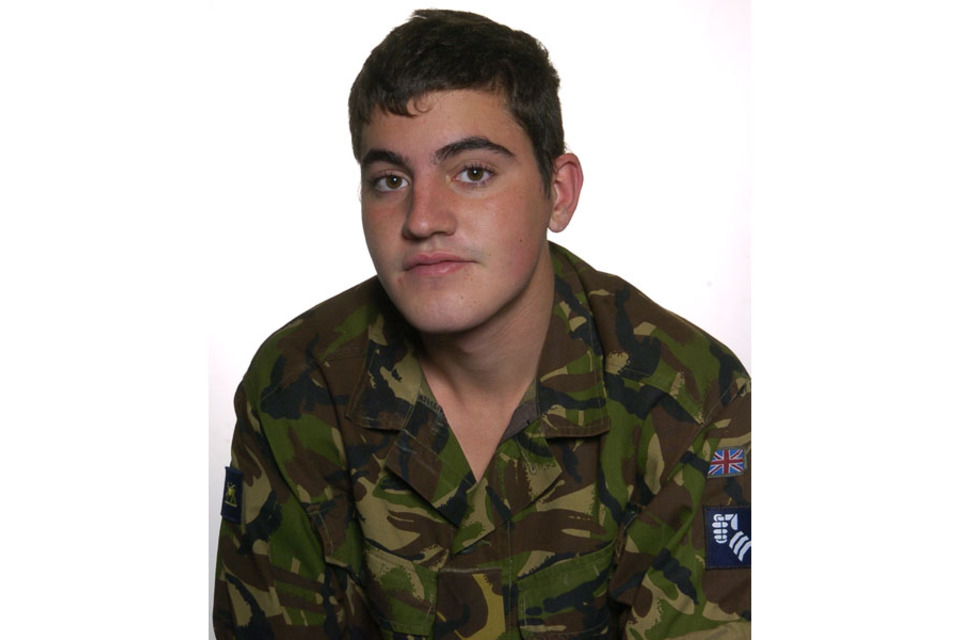 Private Ryan Wrathall