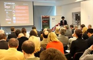 The UK vision for the EU's digital economy presented in Croatia