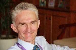 Mark Lowcock, UK's Permanent Secretary for the Department for International Development
