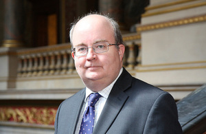 British Ambassador to Romania Paul Brummell