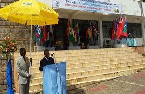 Commonwealth Day Observance in Yaounde-Cameroon