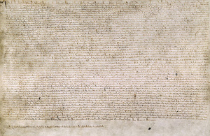 Magna Carta / British Library