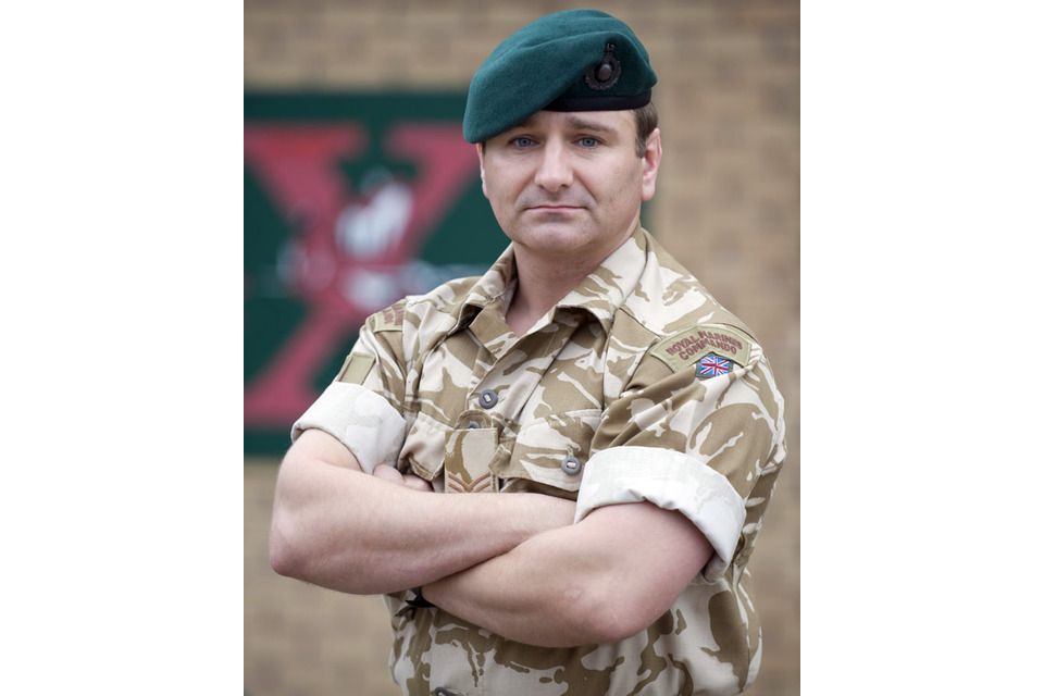 Sergeant John Manuel (All rights reserved.)