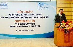 British Ambassador to Vietnam Giles Lever