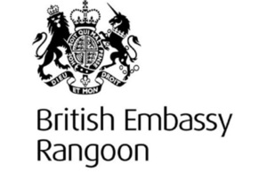 British Embassy Rangoon