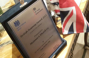 British Lebanese Businesses win international recognition