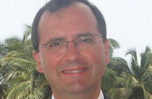 British Ambassador to Liberia