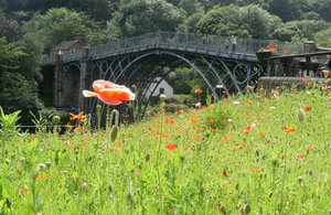 Ironbridge in Telford