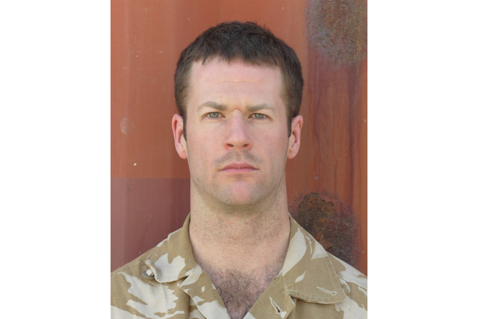 Lance Corporal James 'Jay' Bateman (All rights reserved.)