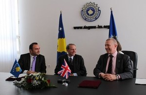 Strengthening Cooperation between Kosovo and UK Customs Services