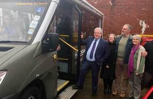 community transport minibus fund