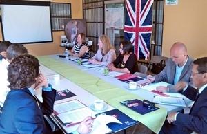 British Ambassador in Honduras