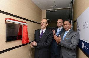 UK opens new visa premium lounge in Gurgaon - GOV UK