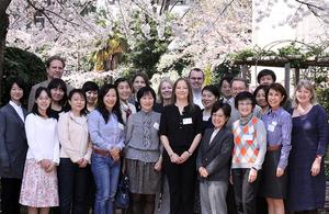 Embassy hosts Hague Convention mediation training