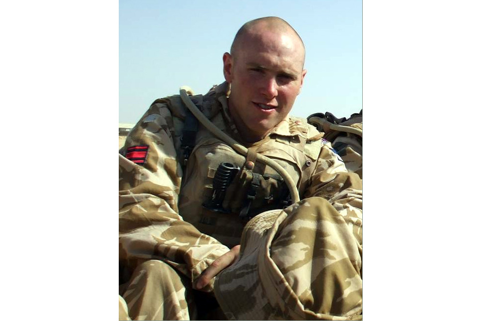 Lance Corporal Jake Alderton, 36 Engineer Regiment (All rights reserved.)