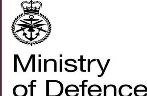 The Ministry of Defence Badge
