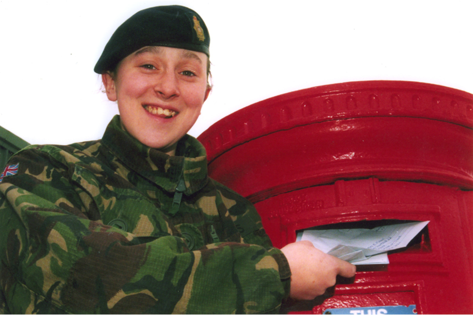 LCpl Sarah Holmes (All rights reserved.)