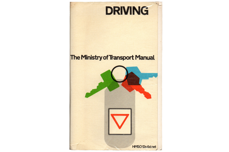 Driving - The Ministry of Transport Manual