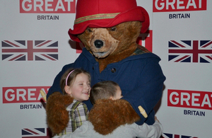 Paddington is GREAT - Charity Film Screening in Budapest