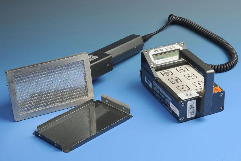 APTEC-NRC ADM-300 with BSP-100 probe